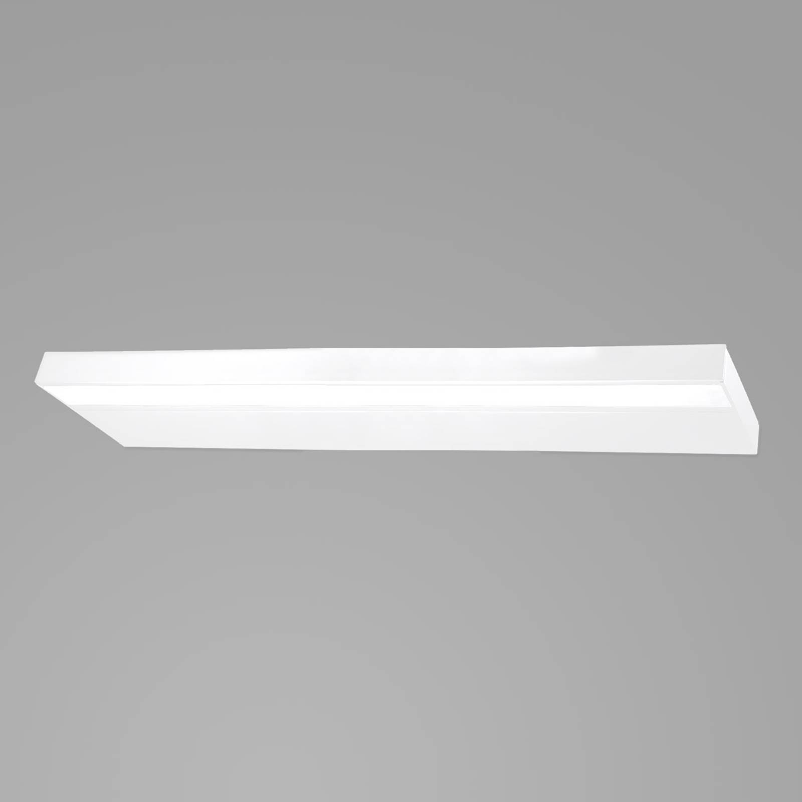 LED bathroom wall light Prim, IP20, 120 cm, white from Pujol