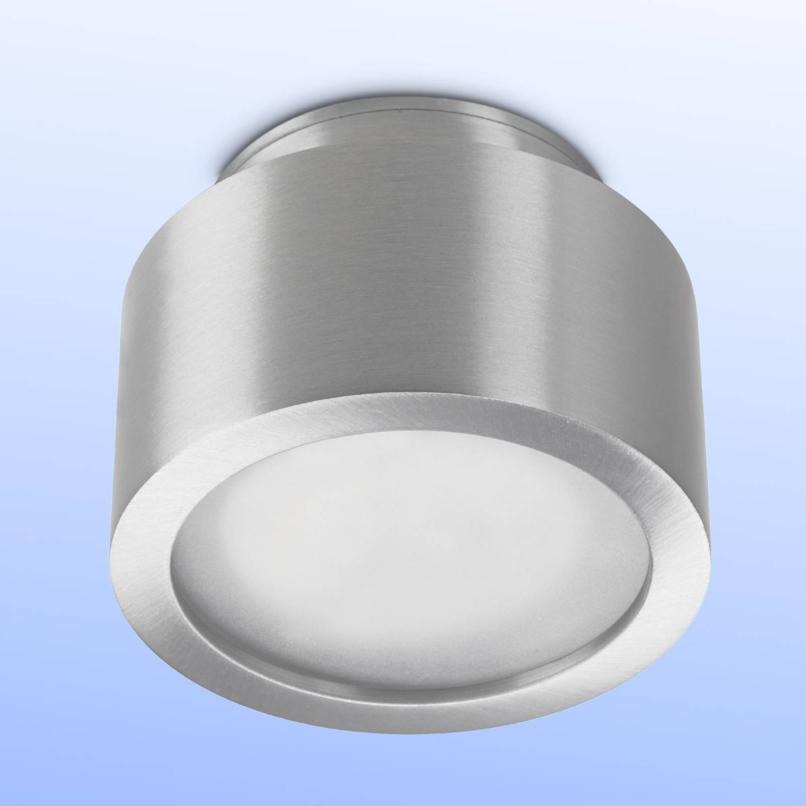 Miniplafon bathroom ceiling light with LED from Pujol