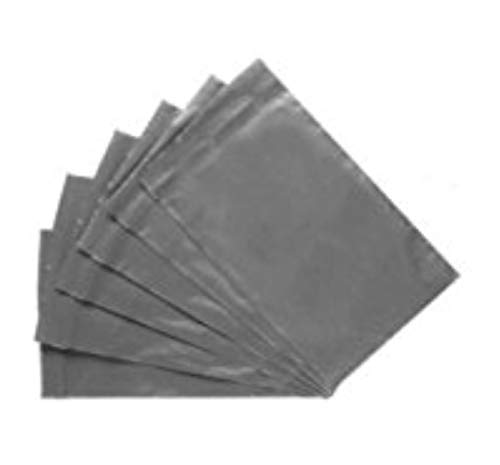 Packitsafe 50 10x14 inch Grey Poly Mailing Bags Envelopes Bags Sizes Small Sizes 6 x 9, 9 x 12, 10 x 14, Medium Sizes 12 x 16, 13 x 19 Large Sizes 16 x 21, 17 x 24 XL Sizes 21 x 24, 24 x 36, 22 x 30 All Sizes Various Quantities. Grey 10x14 from Packitsafe