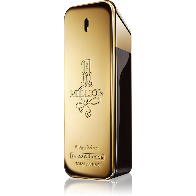 Paco Rabanne 1 Million Eau de Toilette for Men 100 ml from Paco Rabanne