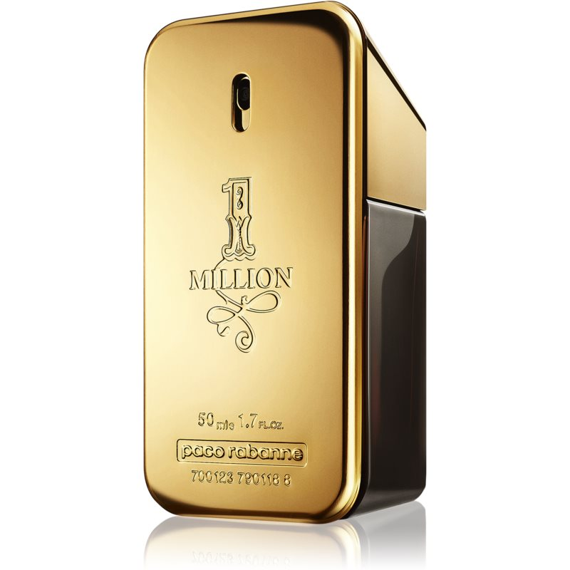 Paco Rabanne 1 Million Eau de Toilette for Men 50 ml from Paco Rabanne