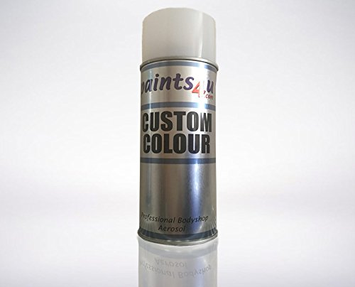 Paints4u NISSAN 400ml Custom Colour Aerosol TITANIUM KAQ from Paints4u