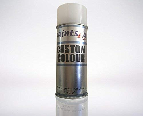 Paints4u VOLVO 400ml Car Paint Aerosol BARENTS BLUE 466 from Paints4u