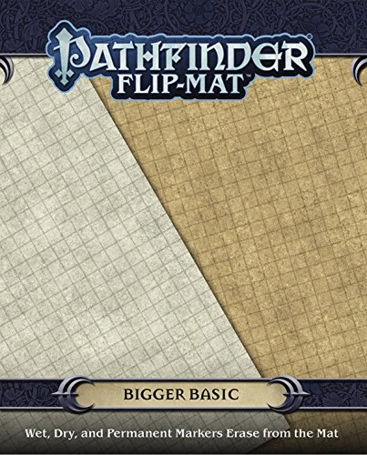 Pathfinder Flip-Mat: Bigger Basic from Paizo Publishing