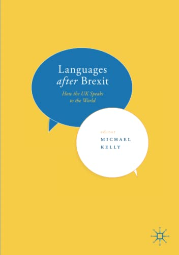 Languages after Brexit: How the UK Speaks to the World from Palgrave Macmillan