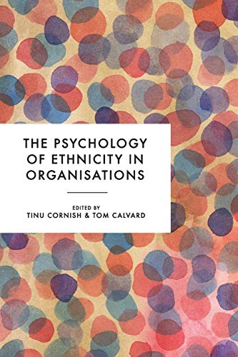 The Psychology of Ethnicity in Organisations from Palgrave