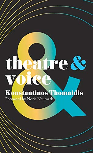 Theatre and Voice from Palgrave