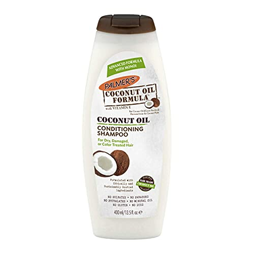 Palmer's Coconut Oil Formula Shampoo 400ml from Palmers