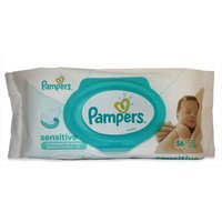 Pampers Sensitive Baby Wipes 56 from Pampers