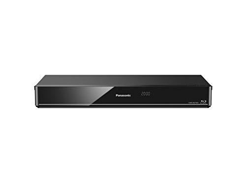 Panasonic DMR-BWT850EB Blu-Ray Recorder with Freeview Play and 4K Ultra HD Up-Scaling - Black from Panasonic