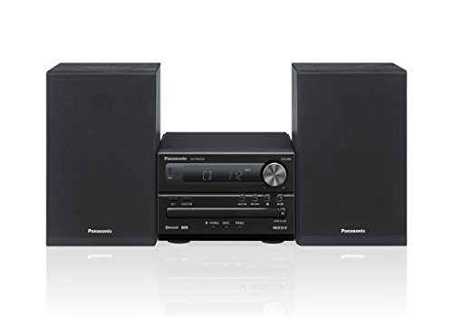 Panasonic SC-PM250EG-K black from Panasonic