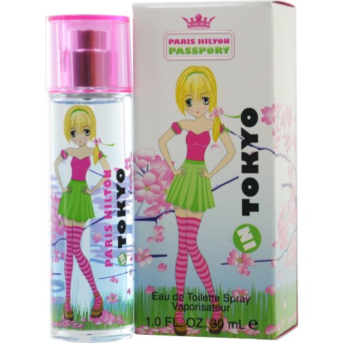 Paris Hilton Passport In Tokyo Eau De Toilette 30ml from Paris Hilton