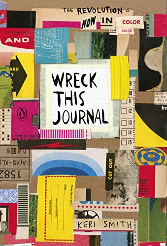 Wreck This Journal: Now in Colour from Penguin Books Ltd