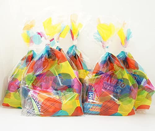 10 x Pre Filled Sweet Bags - Retro Candy Party Favours from Party Bag World