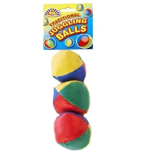 SEt of 3 Childrens Juggling Balls from Party Bags 2 Go