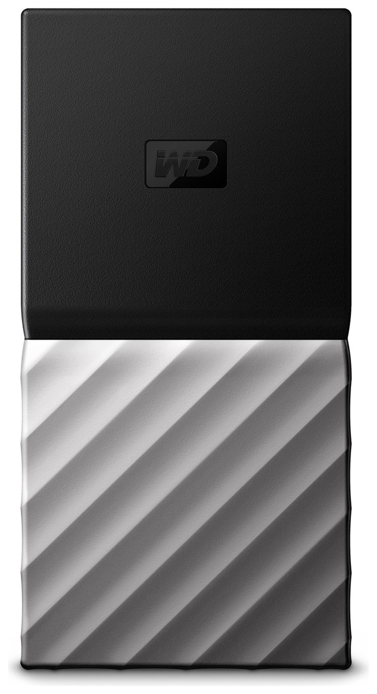 WD My Passport SSD 512GB Portable Hard Drive from Passport SSD