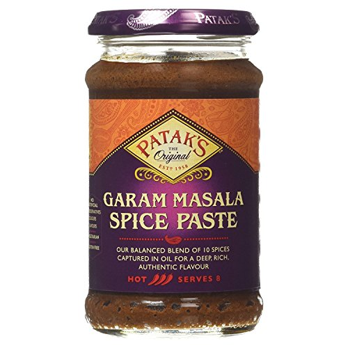 Patak's Garam Masala Paste - 283g (pack of 2) from Patak's