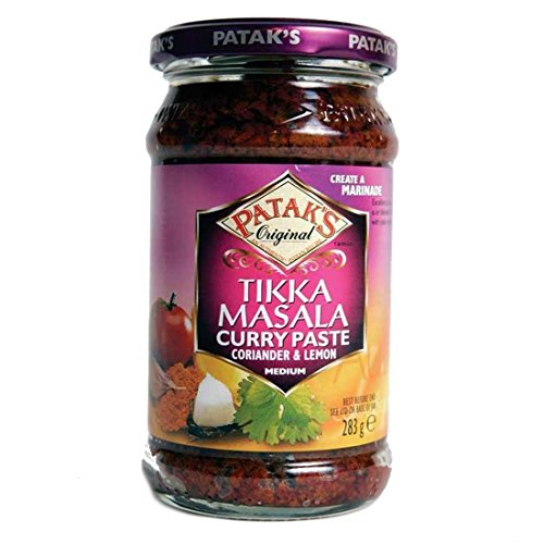 Pataks | Tikka Masala Curry Paste | 1 x 283g from Patak's