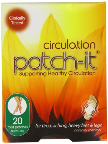 Patch It Circulation 20 Patches from Patch It