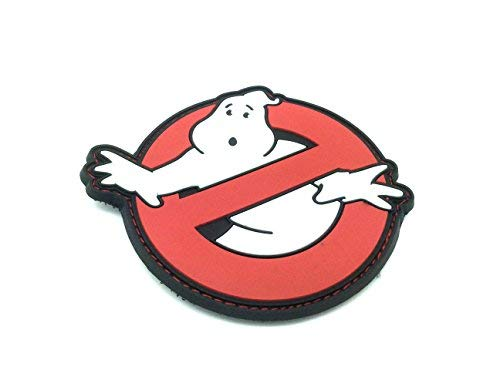 Ghostbusters Cosplay PVC Airsoft Velcro Patch from Patch Nation