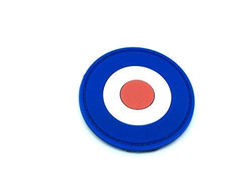 RAF Mod Lambretta Roundel Target Airsoft PVC Patch from Patch Nation