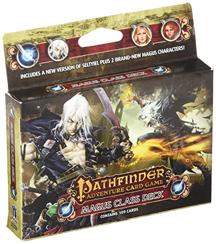 Pathfinder PZO6821 ACG Magus Class Deck from Pathfinder