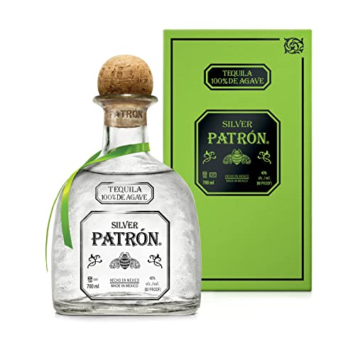 Patron Silver Tequila, 70 cl from Patron
