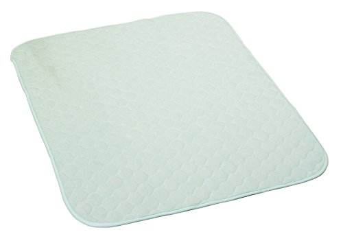 Patterson Medical Abso Reusable Bed Protector - 75 cm x 90 cm (Eligible for VAT relief in the UK) from Patterson Medical
