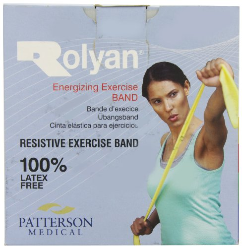 Patterson Medical Simply Band/Rolyan Band 50 m (L/F) - Black from Patterson Medical