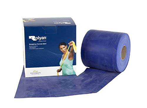 Patterson Medical Simply Band/Rolyan Band 50 m (L/F) - Blue from Patterson Medical