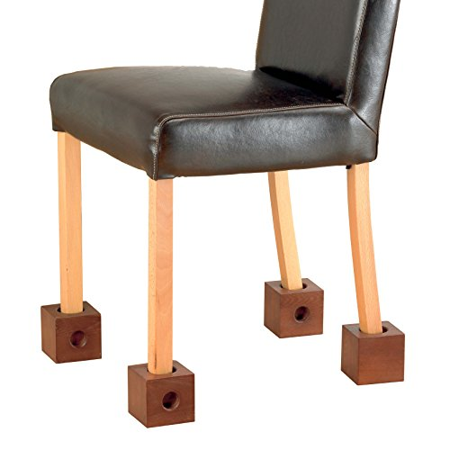 Patterson Medical Wooden Chair Raisers (Eligible for VAT relief in the UK) from Patterson Medical