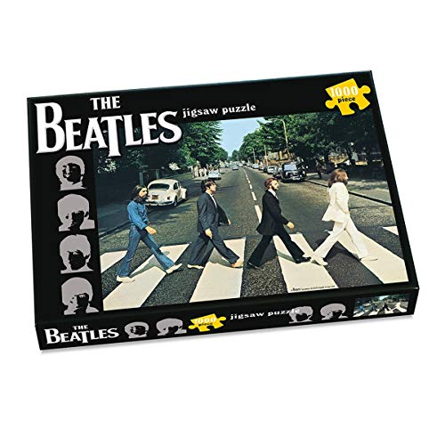 Paul Lamond Games The Beatles Abbey Road Puzzle (1000 Pieces) from Paul Lamond Games