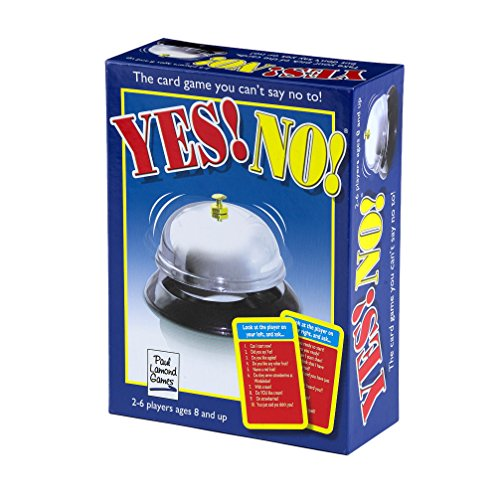 The Yes! No! Game from Paul Lamond Games