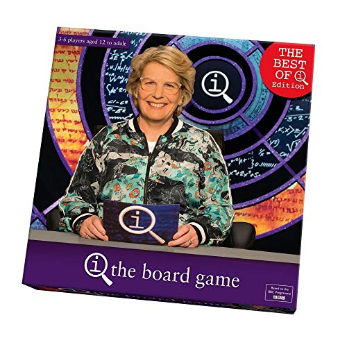 Paul Lamond 6385 The Best of QI Board Game from Paul Lamond
