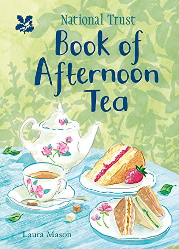 National Trust Book of Afternoon Tea from Pavilion Books