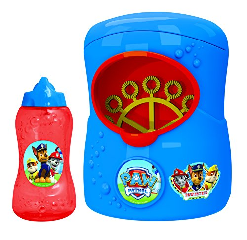 HTI Paw Patrol Bubble Machine from HTI