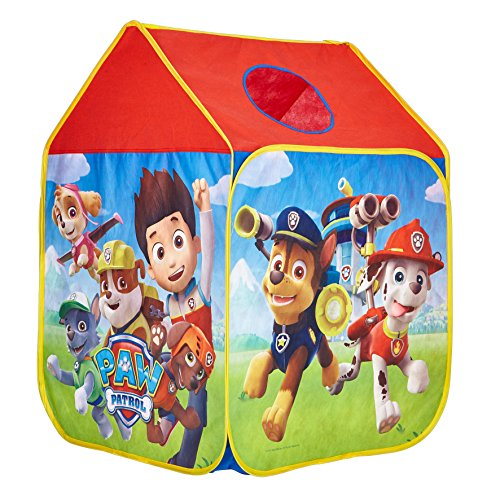 Paw Patrol 156PAW Wendy House Play Tent - Assorted Colours from PAW PATROL