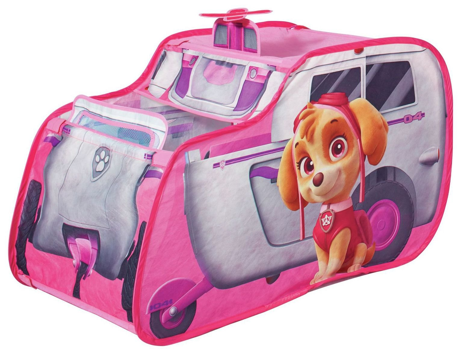 PAW Patrol Skye's Helicopter Pop Up Playtent from Paw patrol