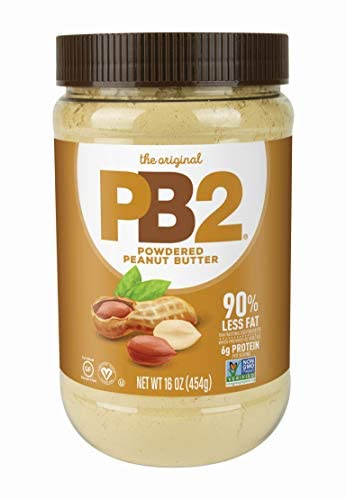 PB2 Foods Powdered Peanut Butter, 454g, from Real Roasted Pressed Peanuts, High in Protein, Natural Ingredients from PB2 Foods
