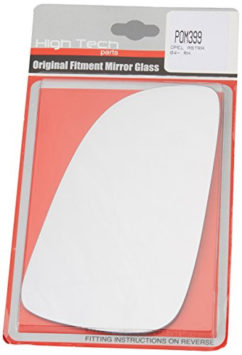 Pearl POM399 Original Equipment Type Right Hand Mirror Glass from Pearl