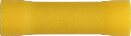 Pearl PWN306 Butt Connectors - Yellow from Pearl