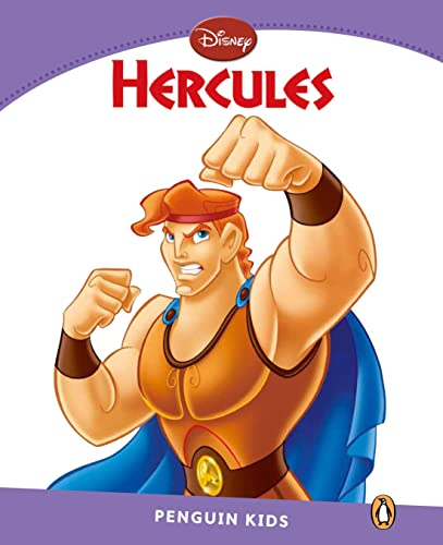 Level 5: Disney Hercules (Pearson English Kids Readers) from Pearson