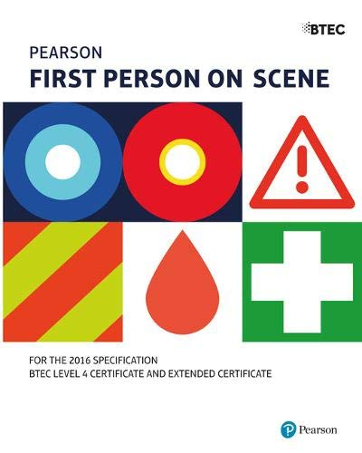First Person on Scene Handbook 2nd ed from Pearson Education Limited