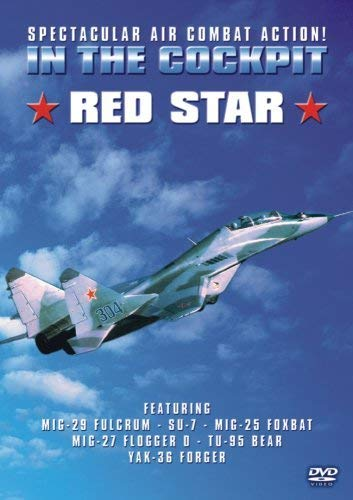 In The Cockpit - Red Star [DVD] from Pegasus Entertainment