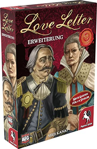 Pegasus Spiele 18213G Love Letter Extension from Pegasus Spiele