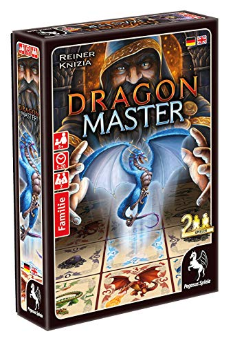 Pegasus Spiele PEG18284G Dragon Master, Mixed Colours from Pegasus Spiele