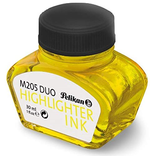 Pelikan M205 Duo Highlighter Ink Bottle from Pelikan