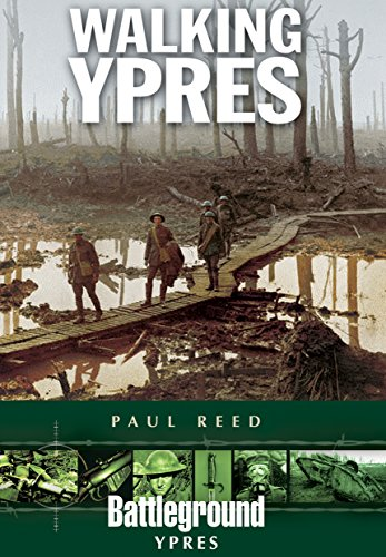 Walking Ypres (Battleground I) from Pen & Sword Military