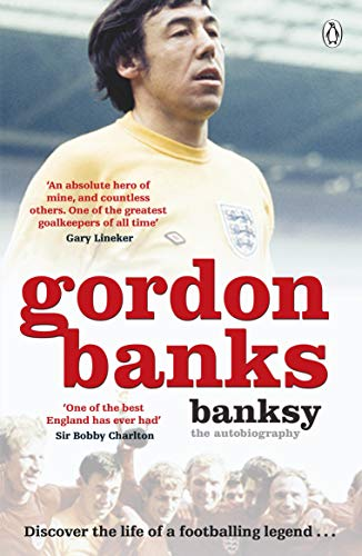 Banksy: The Autobiography of an English Football Hero from Penguin Books Ltd
