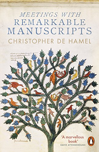 Meetings with Remarkable Manuscripts from Penguin